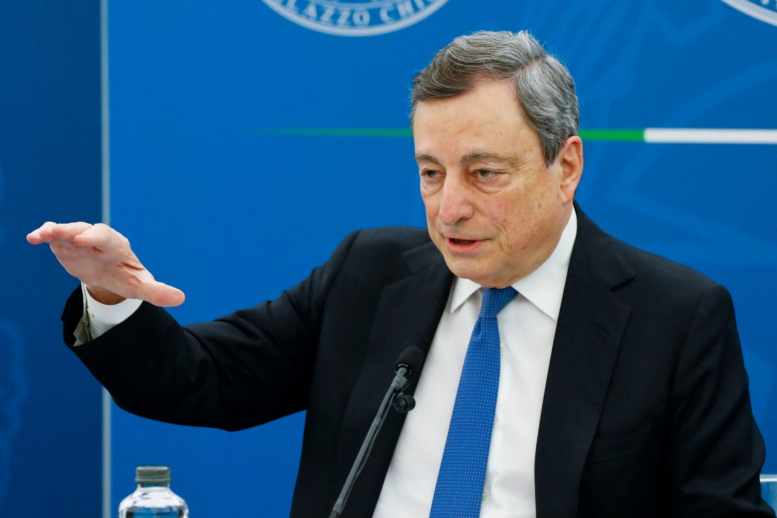 Restricciones: Mario Draghi anuncia el inicio de la reapertura de Italia |  Sociedad – Información Center